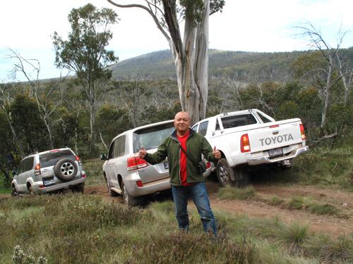 澳大利亚的越野车车型以丰田,日产为多,也不乏路虎,悍马等车型.